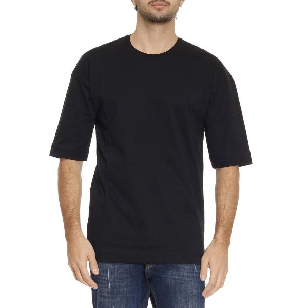 T-shirt Men Diesel Black Gold