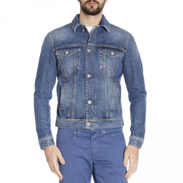 another chance 100% quality quarantee discount shop Men's Jacket Versace