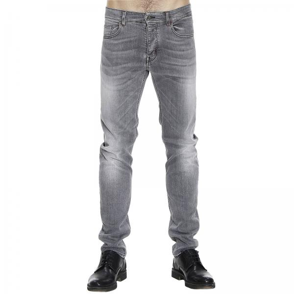 Jeans Men Ice Play