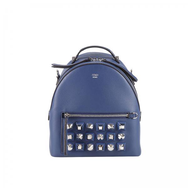 Fendi Backpack Blue