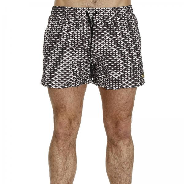 Swimsuit Men Fendi