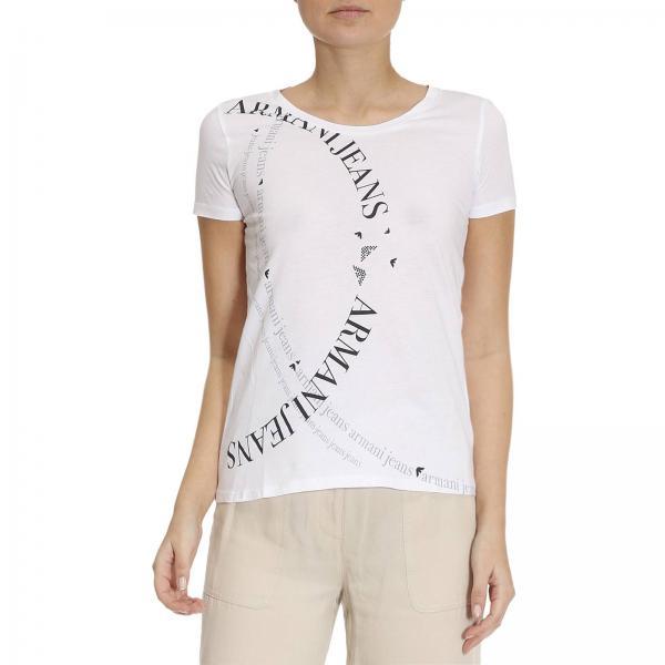 t-shirt donna armani
