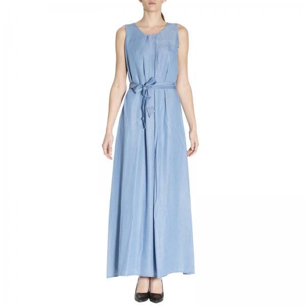 Armani Jeans Women\'s Denim Dress | Dress Women Armani Jeans ...