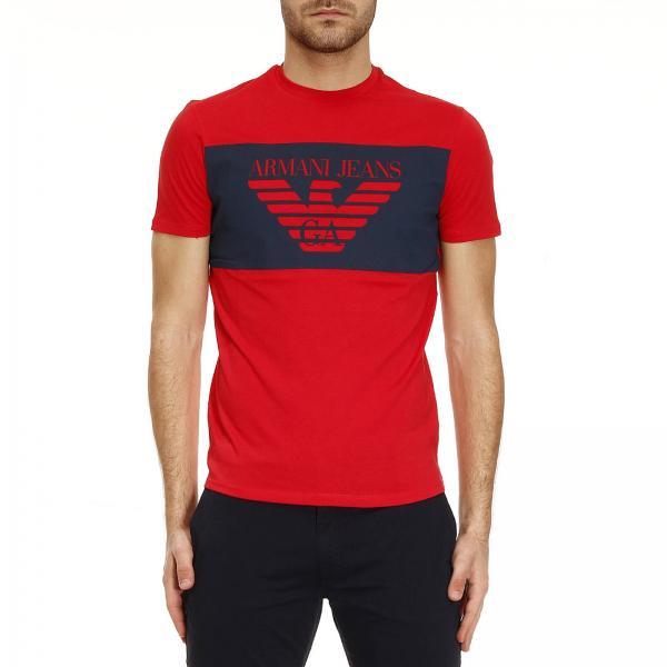 Armani Jeans Men S T Shirt T Shirt Men Armani Jeans Giorgio Armani T Shirt 3y6t24 6j00z