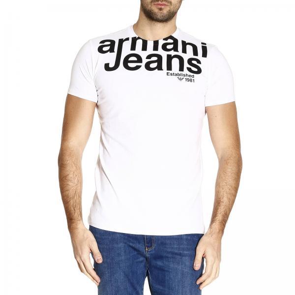 T Shirt Jeans Shirt Men T Armani d8qprn8w
