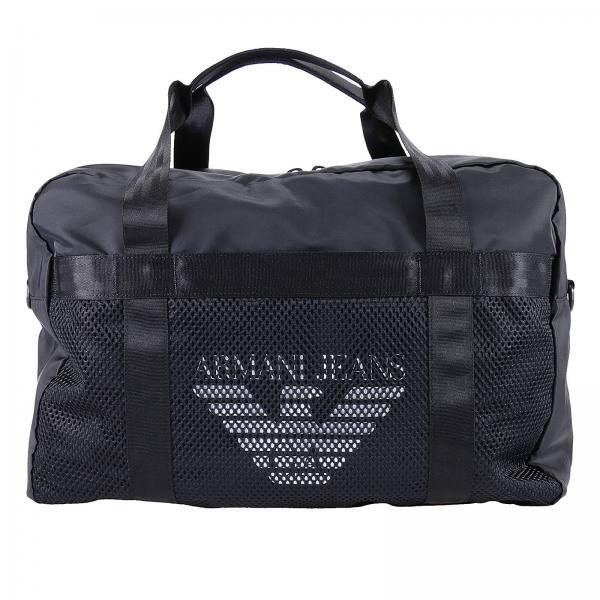 Borsa Uomo Armani Jeans Nero  74edbedf7fa