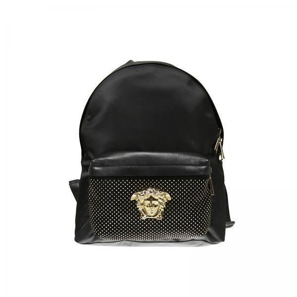 Backpack Women Versace Black  c487678d65c82