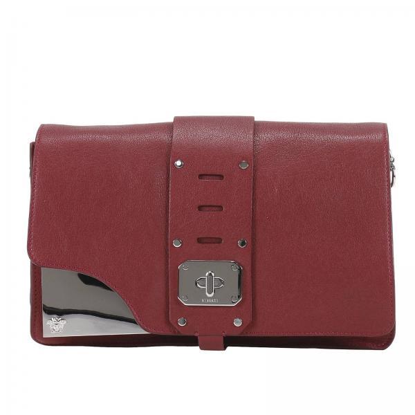 Shoulder bag Women Versace Dove Grey  3989b94e371c7