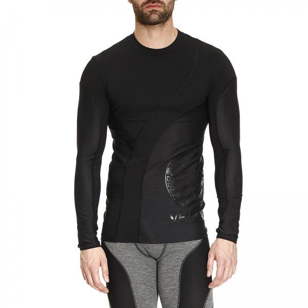 8b816f47bb6b2e Versace Underwear Men's Black T-shirt | T-shirt Men Versace ...