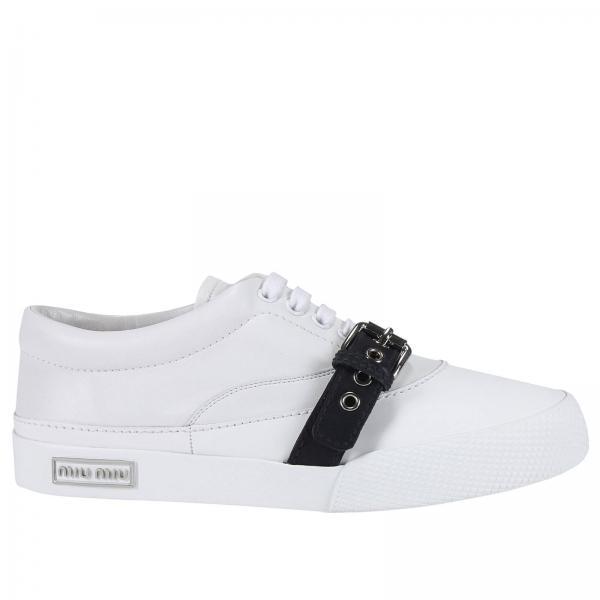 on sale 0c5bb ad4f3 Women's Sneakers Miu Miu
