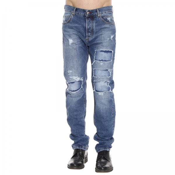 Jeans Men Paciotti 4us
