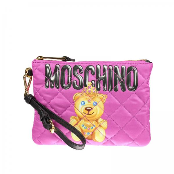 Clutch Damen MOSCHINO COUTURE