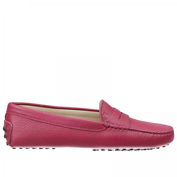 Mocassini Donna Tod's | Mocassino Gommino Pelle Cervo | Mocassini Tod's  Xxw00g00010 5j1 - Giglio IT