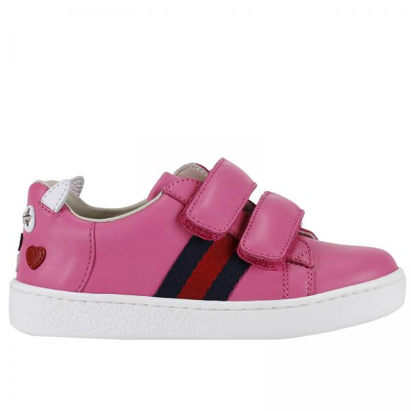 Gucci Little Girl s Pink Shoes  7649649c5
