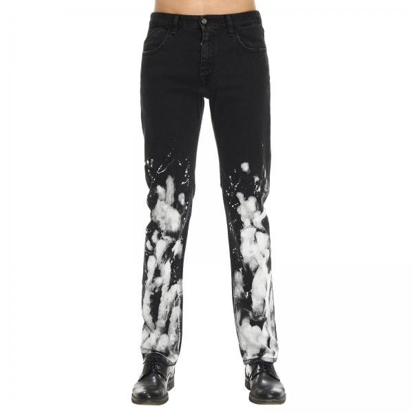 4a323d63da Just Cavalli Men s Black Pants