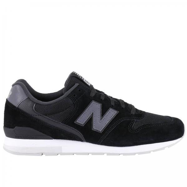 basket new balance noir