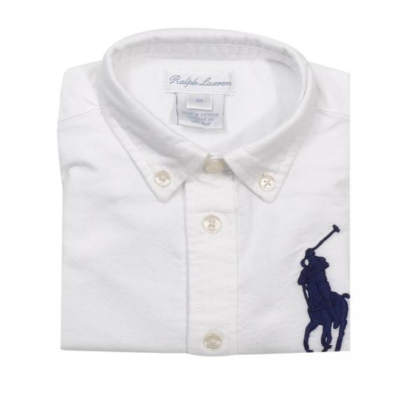 Camicia Ralph Lauren Neonato