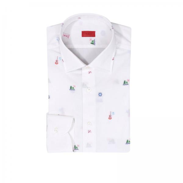 Shirt Men Isaia