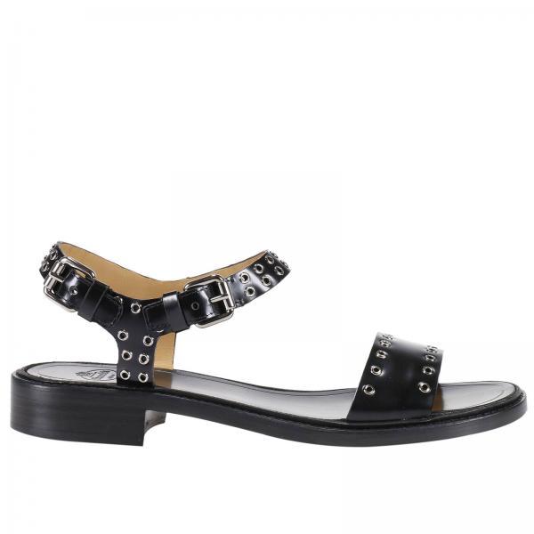Flat Sandals Shoes Women Church s DX0005 9EM