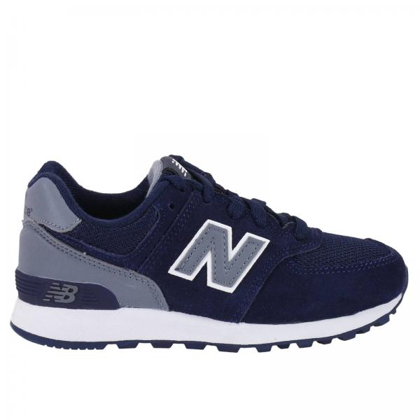 schuhe f r jungen new balance blau schuhe new balance. Black Bedroom Furniture Sets. Home Design Ideas