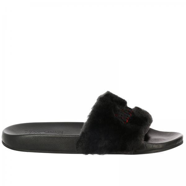 b58e95d78971 Salvatore Ferragamo Men s Black Sandals