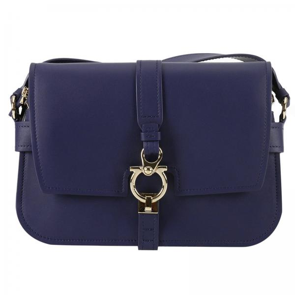 0024a4cb187d Salvatore Ferragamo Women s Blue Crossbody Bags