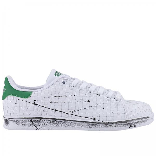 Sneakers Uomo Adidas Project Customize Bianco | Sneakers Stan Smith Intreccio Spruzzata Nero | Sneakers Adidas Bb1468 - Giglio IT