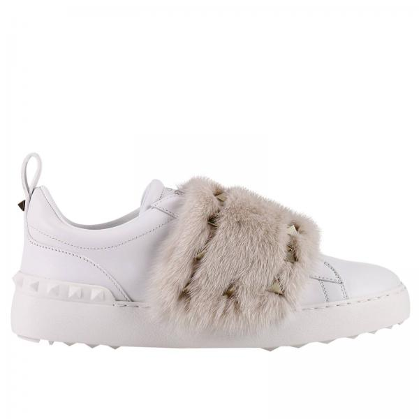 7abd7756f4a09 Sneakers Women Valentino Garavani Powder