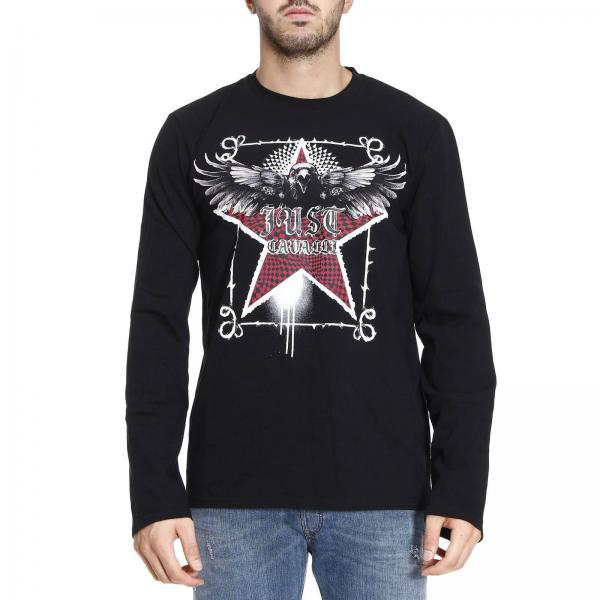 T-shirt Men Just Cavalli