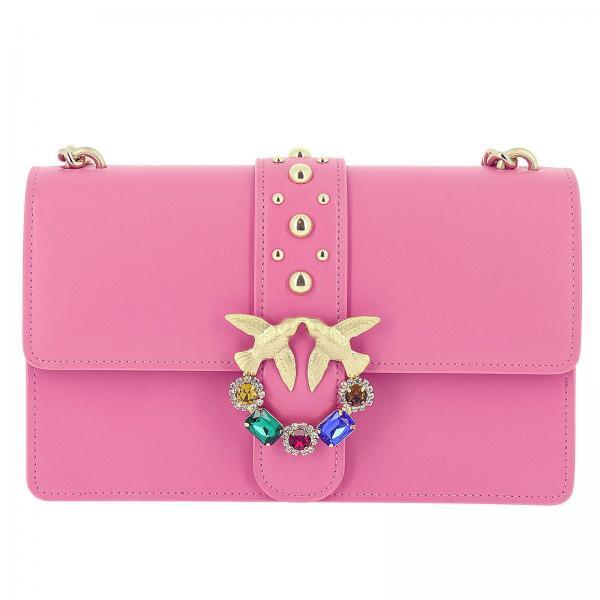 Women S Pink Crossbody Bags Shoulder Bag 1p2105 Y3xy Love Giglio En