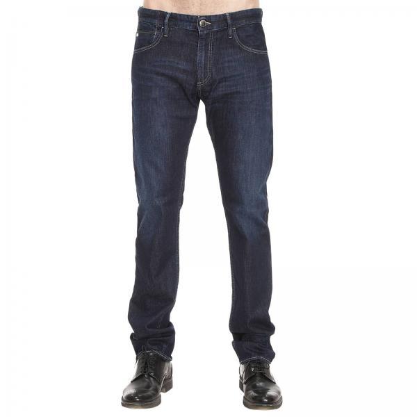 ab259e5069a2 Emporio Armani Men s Blue Jeans   Jeans Men Emporio Armani   Giorgio ...