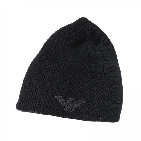 7fed8050225 Hat Men Emporio Armani Black