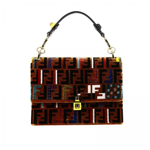 c6943467ceb4 Fendi Women s Tobacco Handbag