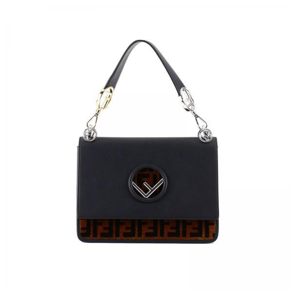 49cb845afe Fendi Women s Black Handbag