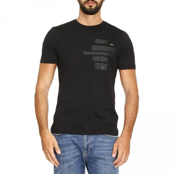 T-shirt Men Fendi