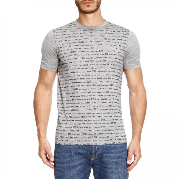 T-shirt Homme Fendi