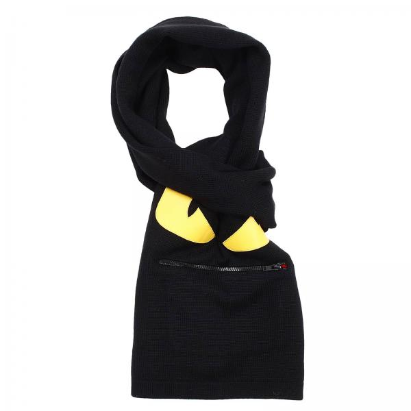 3001d58c632 ... order scarf men fendi black 57712 e434a