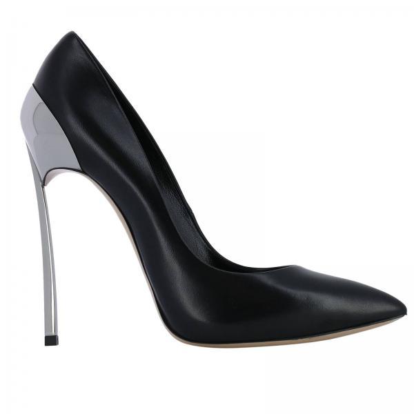 6e361551fb3 Casadei Women s Black Pumps
