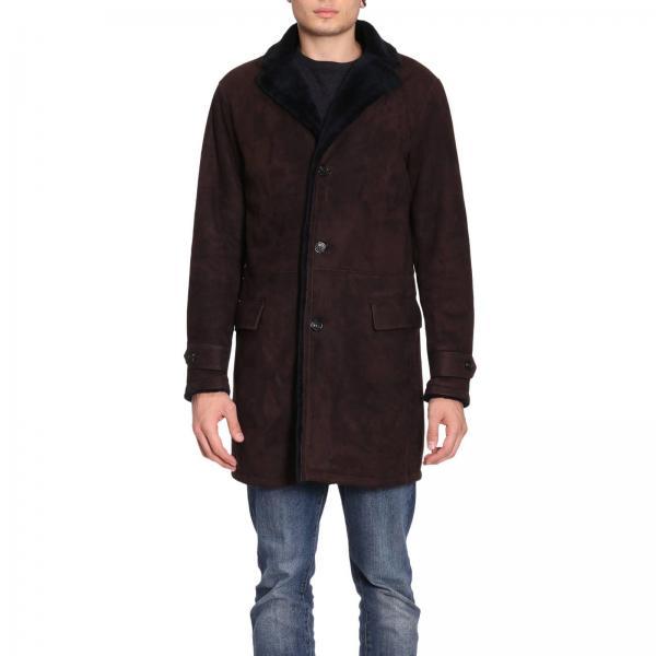 cappotto montone uomo burberry