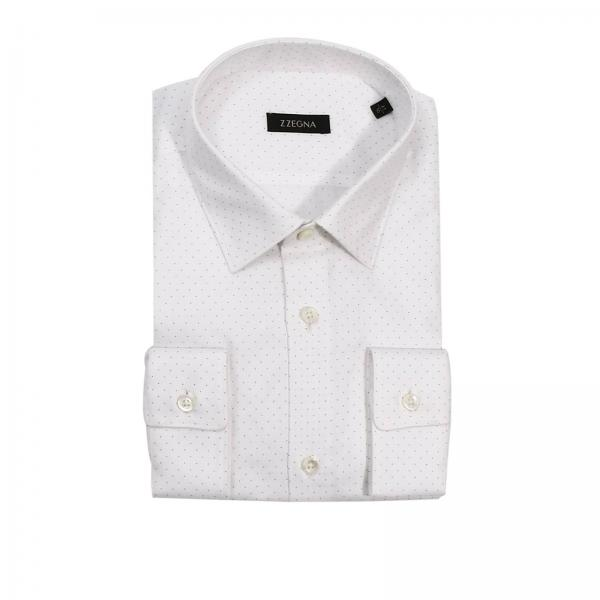 Shirt Men Z Zegna
