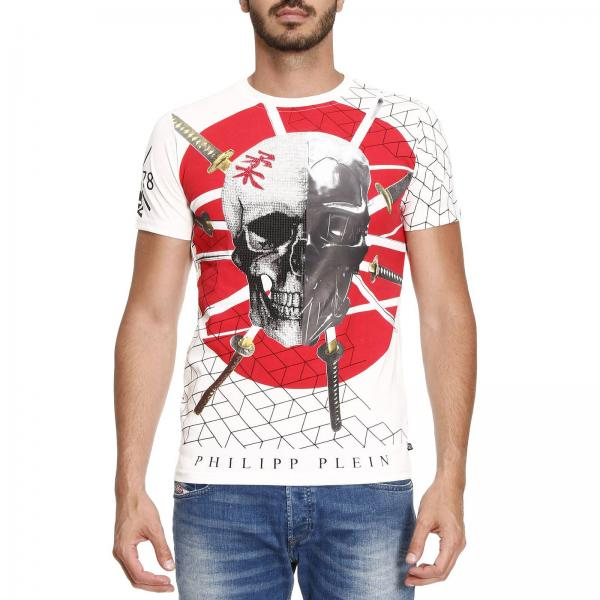 T-shirt Men Philipp Plein