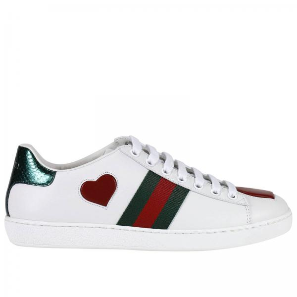 Gucci Women s White Shoes  af34f5fd24