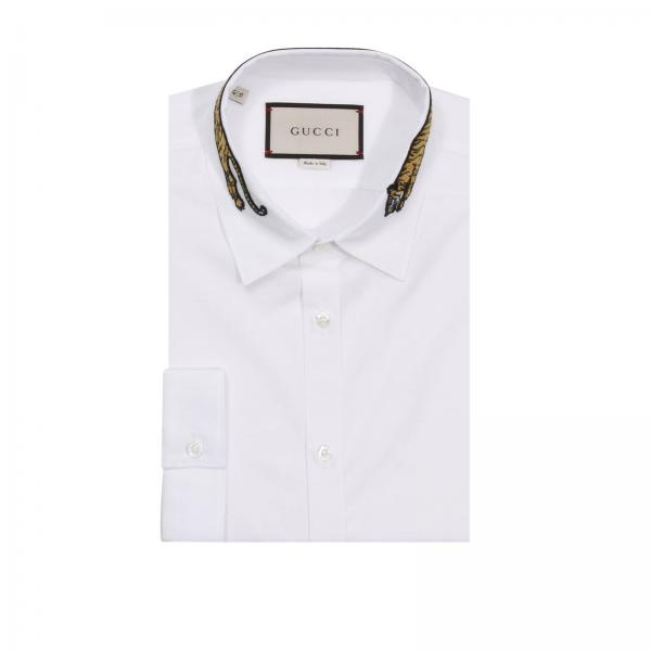 Shirt Men Gucci