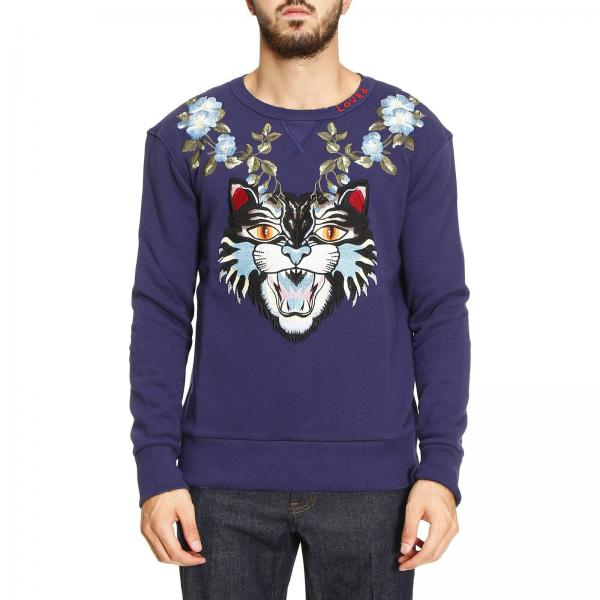 Sweatshirt Men Gucci