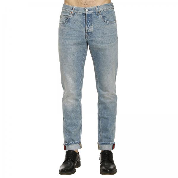 Jeans Men Gucci