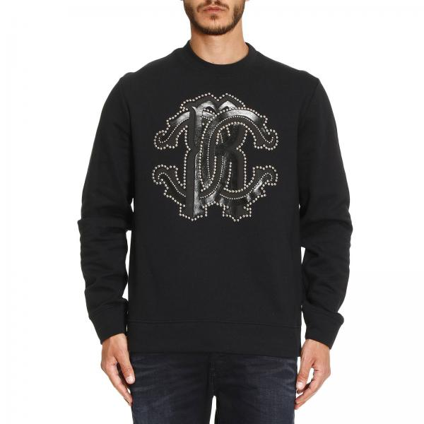 Sweatshirt Men Roberto Cavalli