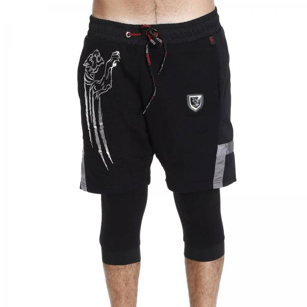 Trousers Men Plein Sport