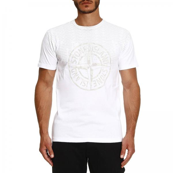 T-shirt Homme Stone Island