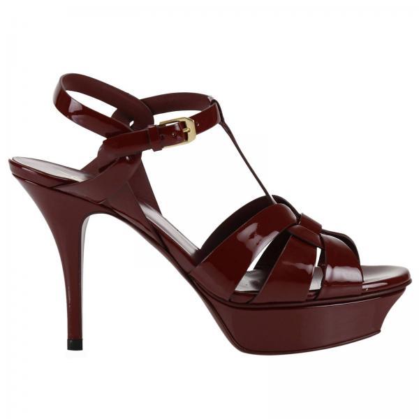 Heeled Sandals Women Saint Laurent