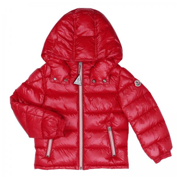 moncler rosso lucido